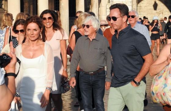 Bernie Ecclestone viđen u šetnji Dubrovnikom u društvu bivše spajsice