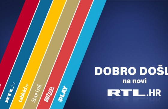 Hrvatska − Za sve one kojima je dosta lutanja po bespućima interneta, tu je novi RTL.hr!