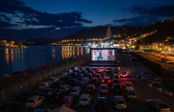 POČELO DRIVE-IN KINO Dubrovački ljubitelji dobrog filma došli na svoje